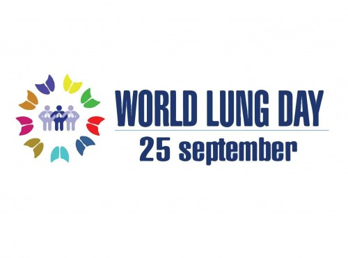 World Lung Day - September 25th, 2018