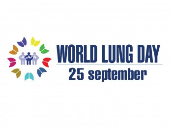World Lung Day - September 25th, 2019